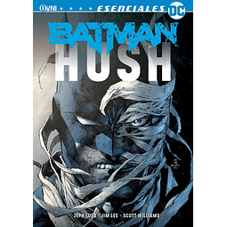 Esenciales DC - Batman HUSH