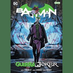 Batman: La guerra del Joker