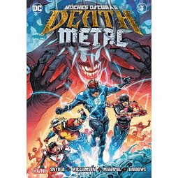 Noches Oscuras: Death Metal #3