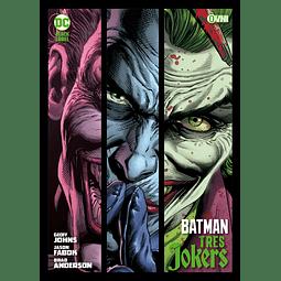 Batman: Tres Jokers (Deluxe)