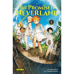 THE PROMISED NEVERLAND #01.