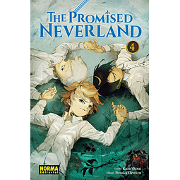 THE PROMISED NEVERLAND #04.