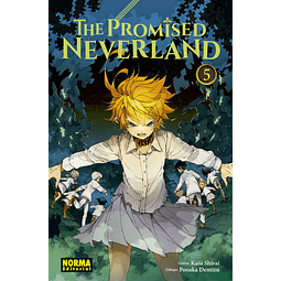 THE PROMOSED NEVERLAND #05