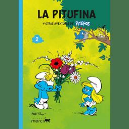 LOS PITUFOS #02: LA PITUFINA