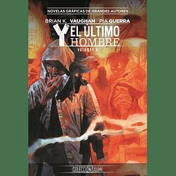 COLECCIÓN VERTIGO #46: Y, EL ÚLTIMO HOMBRE 8