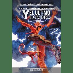 COLECCIÓN VERTIGO #52: Y, EL ÚLTIMO HOMBRE 9