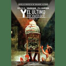 COLECCIÓN VERTIGO #58: Y, EL ÚLTIMO HOMBRE 10