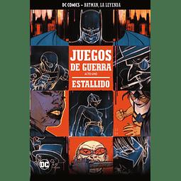 Batman, La Leyenda núm. 14: Juegos de guerra Parte 1