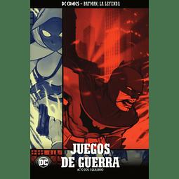 Batman, La Leyenda núm. 15: Juegos de guerra Parte 2