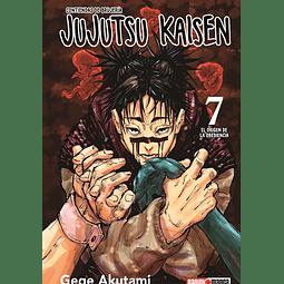 Jujutsu Kaisen #7
