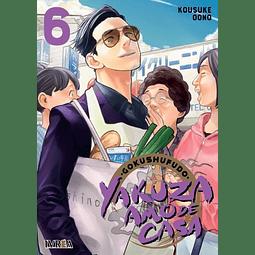 Gokushufudo: Yakuza, amo de casa #6