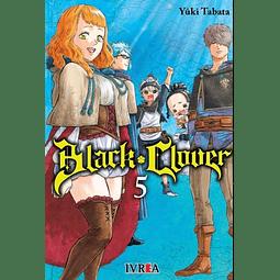 Black Clover #5