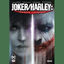 JOKER/HARLEY: CORDURA CRIMINAL