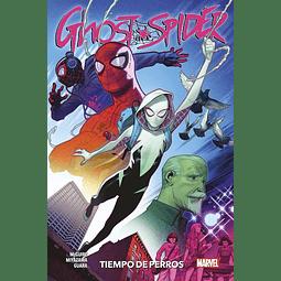 Ghost Spider #3: Tiempo de perros