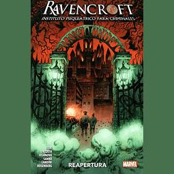 Ravencroft: Instituto Psiquiátrico Para Criminales - Reapertura