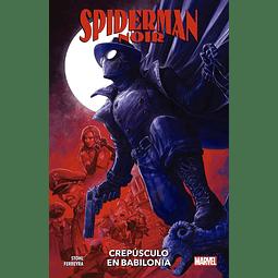 Spiderman Noir: Crepúsculo en Babilonia