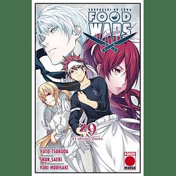 Food Wars: Shokugeki no Soma #29: El último duelo