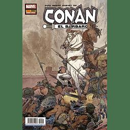 Guía Oficial Marvel de Conan el Bárbaro