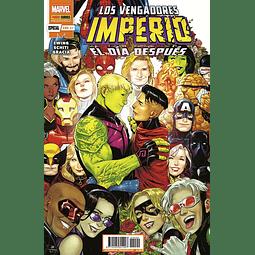 Imperio - El Día Después: Los Vengadores