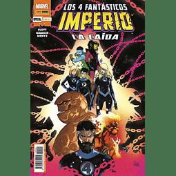 Imperio - La Caída: Los 4 Fantásticos