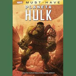 Marvel Must-Have. Planeta Hulk