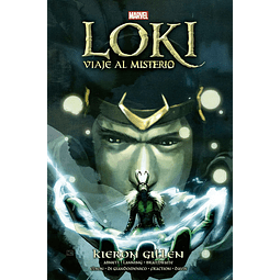Marvel Omnibus. Loki: Viaje al Misterio