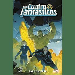 Marvel Premiere. Los Cuatro Fantásticos #1: Para siempre
