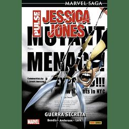 Marvel Saga. Jessica Jones: The Pulse 2 - Guerra Secreta