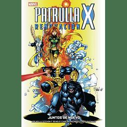 Patrulla-X: Renovación #2 - Juntos de nuevo