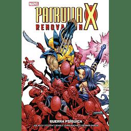 Patrulla-X: Renovación #3 - Guerra psíquica