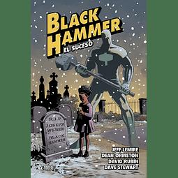 Black Hammer #2 - El Suceso