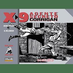 AGENTE SECRETO X9 (1972-1974)