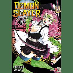 Demon Slayer - Kimetsu No Yaiba #14