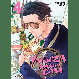 Gokushufudo: Yakuza, amo de casa #4