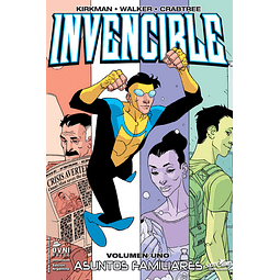 INVENCIBLE Pack (1 - 4)