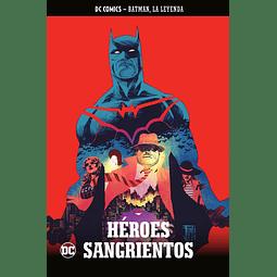 Batman, La Leyenda #48: Héroes sangrientos