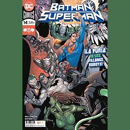 Batman / Superman #14