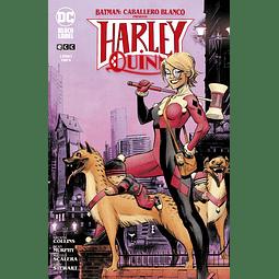 Batman: Caballero Blanco - Harley Quinn #3 de 6