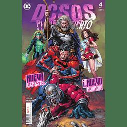 DCsos: Planeta Muerto #4