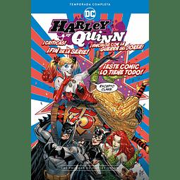 Harley Quinn: Temporada completa – Las pruebas de Harley Quinn