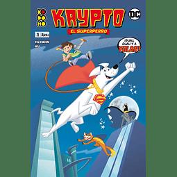 Krypto El Superperro #1 de 6