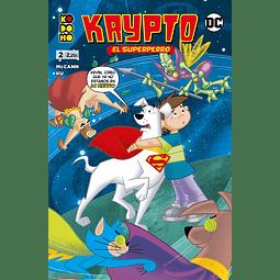 Krypto El Superperro #2 de 6