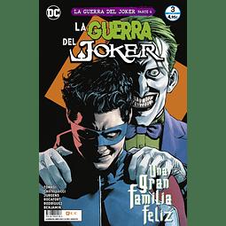 La guerra del Joker #3 de 6