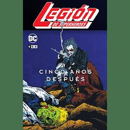 Legión de Superhéroes: 5 años después Vol.2 de 3