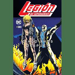 Legión de Supérheroes: 5 años después Vol.3 de 3
