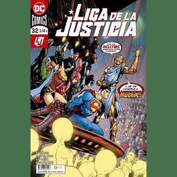 Liga de la Justicia #110 / 32