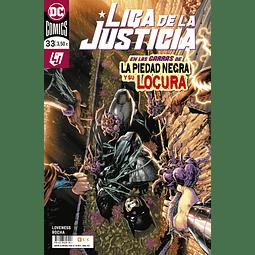 Liga de la Justicia #111 / 33