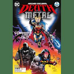 Noches oscuras: Death Metal #1 y 2