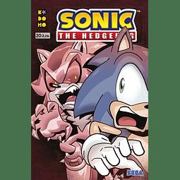 Sonic The Hedgehog #20