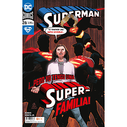 Superman #105 / 26